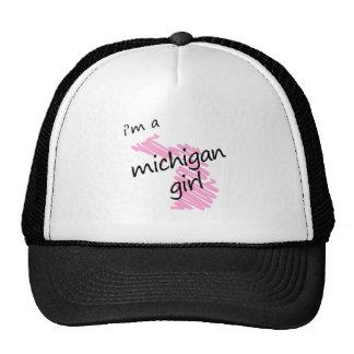 I'm a Michigan Girl Trucker Hat