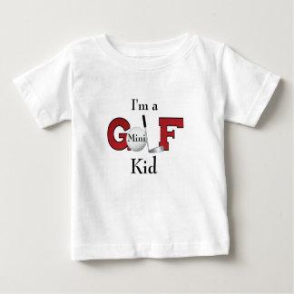 I'm a Mini Golf Kid T Shirt