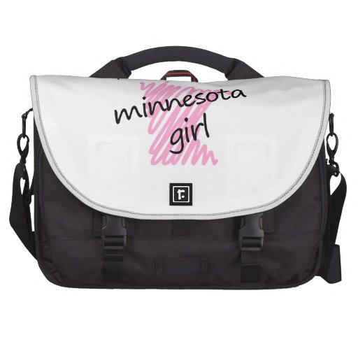 I'm a Minnesota Girl Laptop Bags