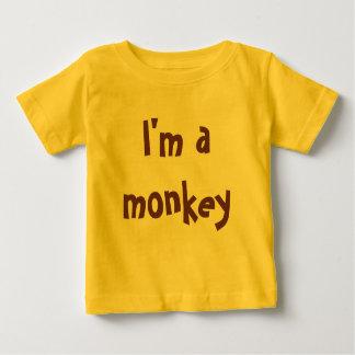 I'm a monkey t shirt
