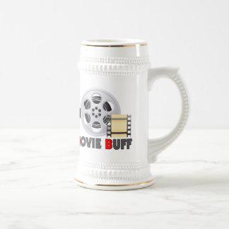 I'm A Movie Buff Beer Stein