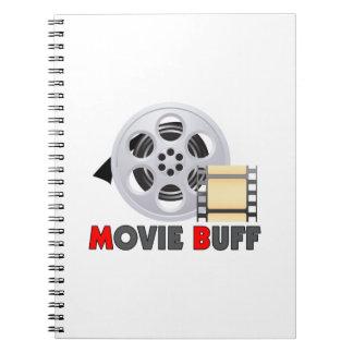 I'm A Movie Buff Notebook