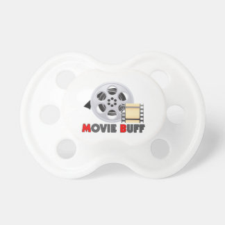 I'm A Movie Buff Pacifier