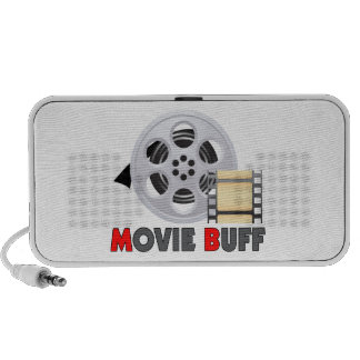 I'm A Movie Buff Laptop Speaker
