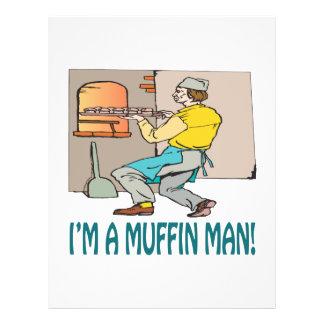 Im A Muffin Man Flyer