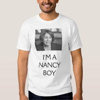 I'M A NANCY BOY T-SHIRT