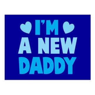 I'm a NEW DADDY Postcard