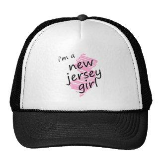 I'm a New Jersey Girl Trucker Hat