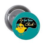 I'm a New Mexico Chick Pin
