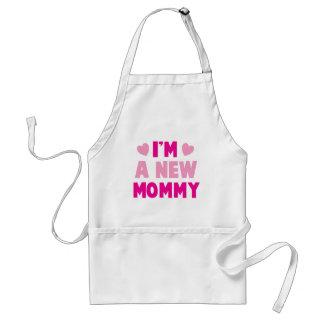 I'm a NEW MOMMY! Adult Apron