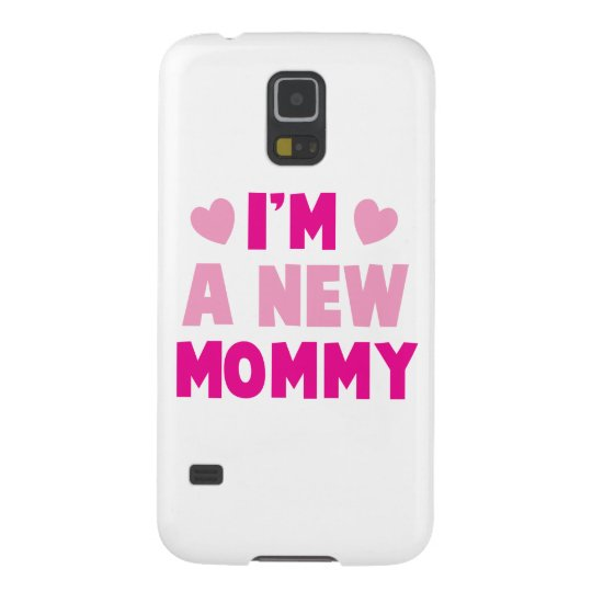 I'm a NEW MOMMY! Galaxy S5 Case