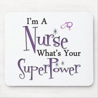 I'm A Nurse Mouse Pad