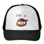 I'm A Nut Mesh Hats