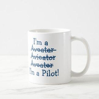 I'm a Pilot! Coffee Mug