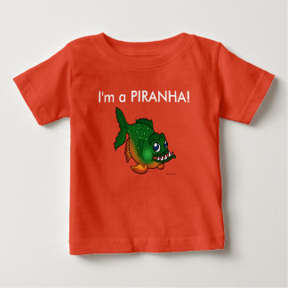 I'm a piranha kids T-Shirt