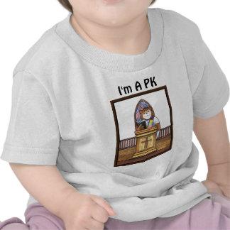 """""""I'm A PK"""" Tees"""