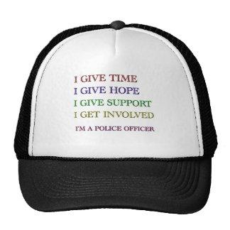 I'm A Police Officer Trucker Hat