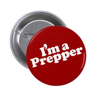 I'm a Prepper Button