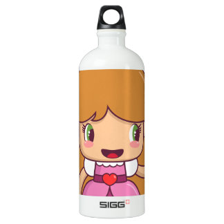 I'm a Princess Aluminum Water Bottle