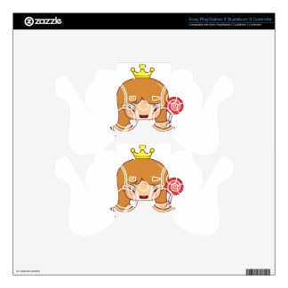 I'm a Princess Decal For PS3 Controller