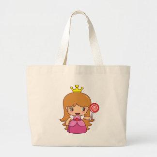 I'm a Princess Jumbo Tote Bag