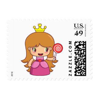 I'm a Princess Postage