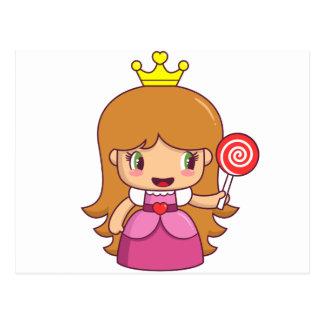 I'm a Princess Postcard