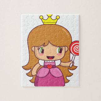 I'm a Princess Puzzle
