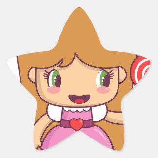 I'm a Princess Star Sticker