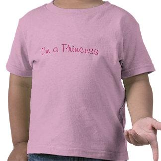 I'm a Princess Tshirts