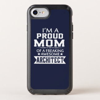 I'M A PROUD ARCHITECT'S MOM SPECK iPhone CASE