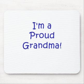 Im a Proud Grandma Mouse Pad