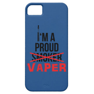 I'm A Proud Vaper (Ex-Smoker) iPhone Case iPhone 5 Covers