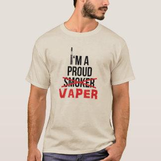 I'm A Proud Vaper (Ex-Smoker) Mens Long Sleeve Tee
