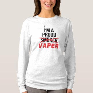 I'm A Proud Vaper - Women's Long Sleeve T-Shirt