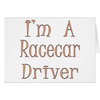 I'm A Racecar Driver Cards