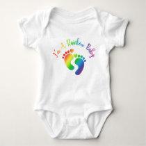I'm A Rainbow Baby Bodysuit