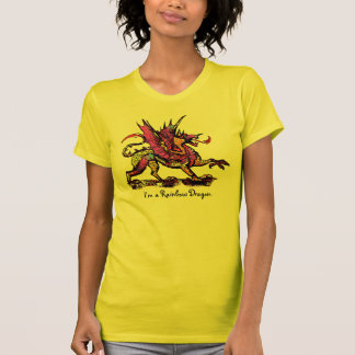 I'm a Rainbow Dragon. T-Shirt