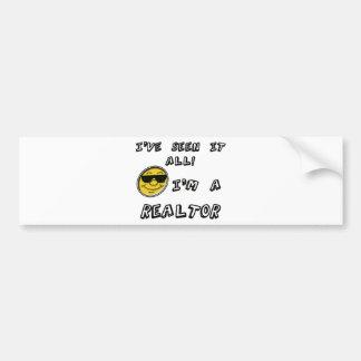 I'm A Realtor Bumper Sticker