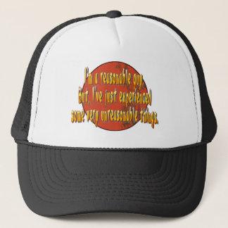 I'm a reasonable guy. trucker hat