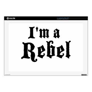 I'm a Rebel Laptop Decal