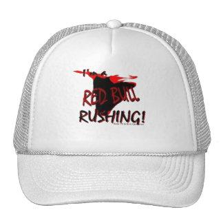 I'm a  Red Bull Rushing cap Trucker Hat