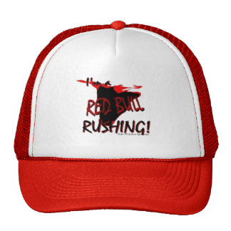 I'm a Red Bull Rushing hat