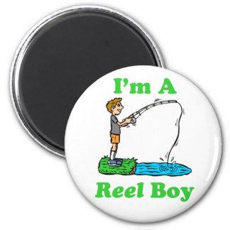 I'm A Reel Boy Magnet