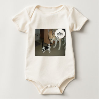 I'm a RePUPlican Deal with It! Baby Bodysuit