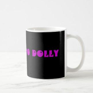 i'm a retro dolly mug