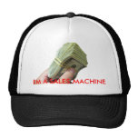 I'M A SALES MACHINE TRUCKER HAT
