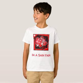 I'm a San Fan T-Shirt with Logo