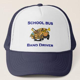 I'm a School Bus Band Driver hat
