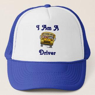 I'm a School Bus Driver hat